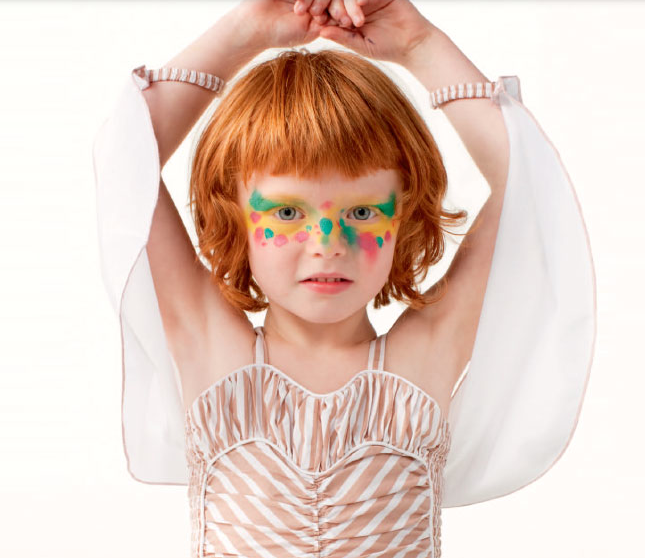 stella mccartney kids spring 2011. at Stella McCartney Kids