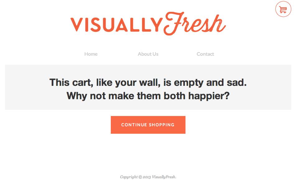 visually fresh