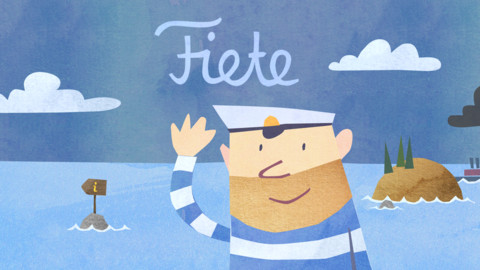 childrens app: fiete